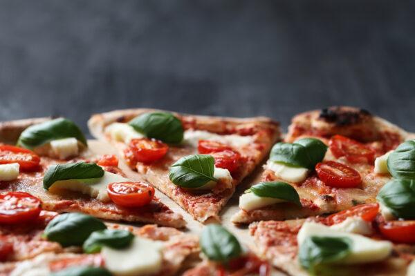 mozzarella per pizza